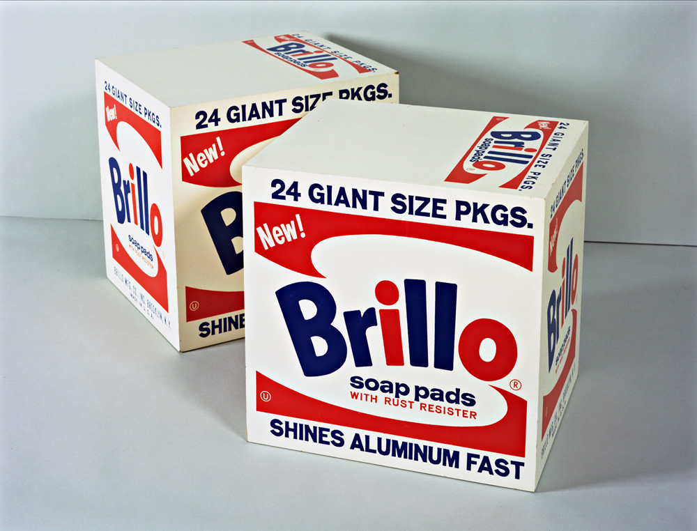 andy warhol brillo boxes A high-profile lawsuit and a scandal over posthumous brillo boxes have brought scrutiny to the methods used by the andy warhol art authentication board—and its responsibility to the owners of.
