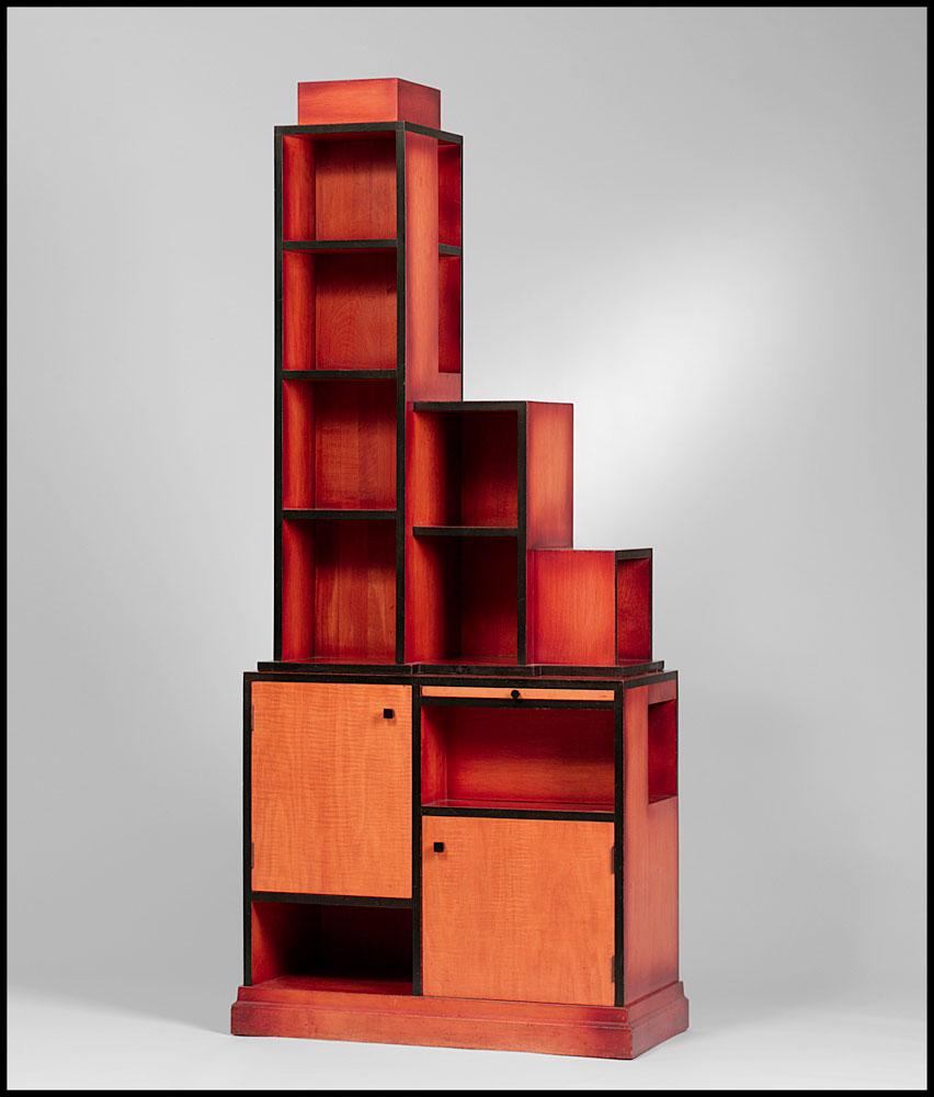 1927. Paul Frankl Introduces His Skyscraper Furniture ...