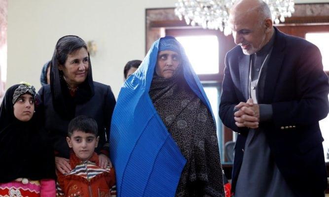 Statement regarding news about Sharbat Gula, Afghan Girl