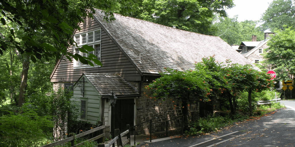 Phillips Mill building