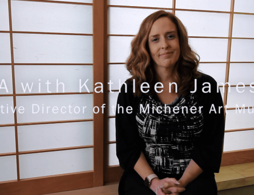 Q&A with Executive Director Kathleen Jameson