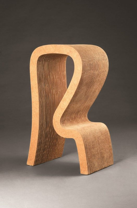image of Frank Gehry High Stool